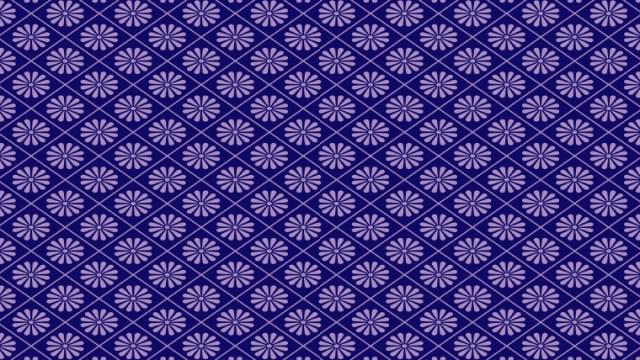 仏事にもOK。菊模様の包装紙