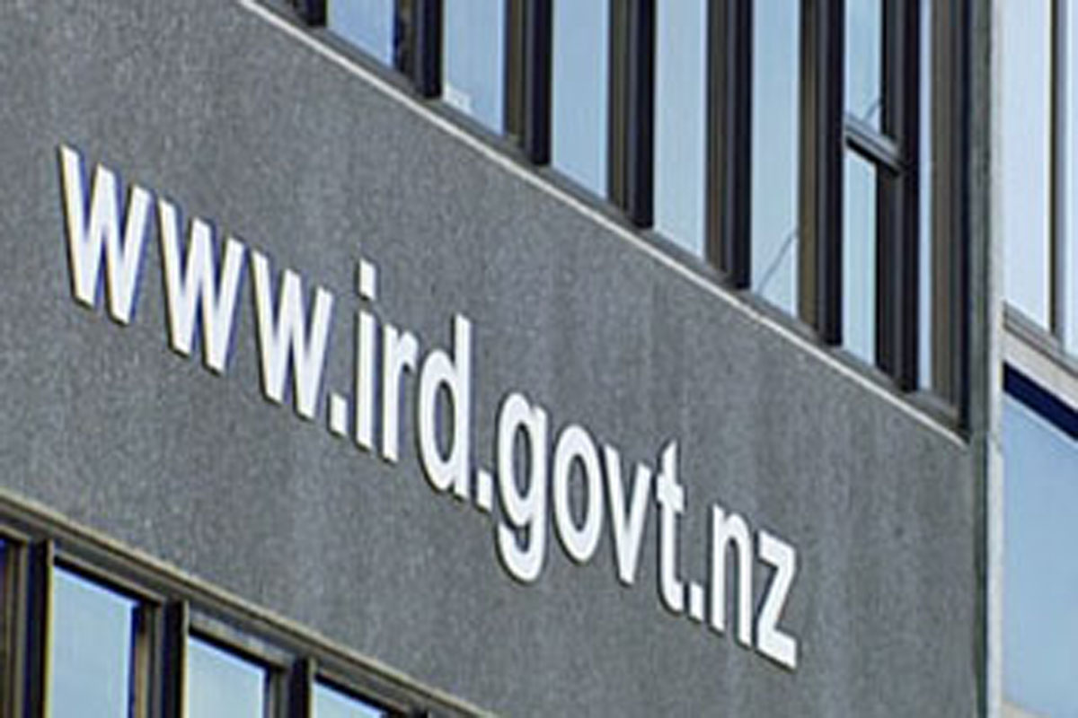 The IRD has cut jobs (file)