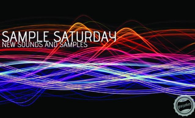 Gearjunkies sample Saturday banner