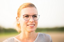 unieke vrouw Lotte Bloem