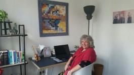 unieke vrouw Marianne Grandia