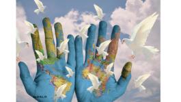 een vredevol 2021