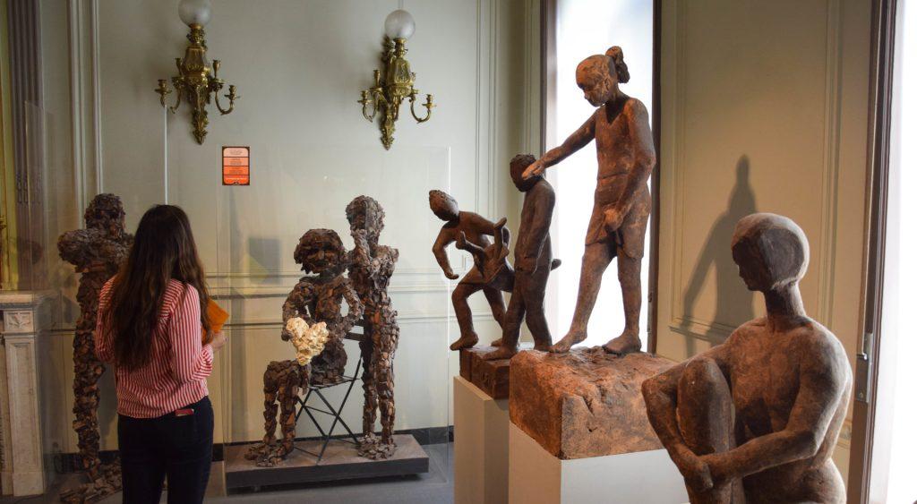 Chocolademuseum Brugge - Waar is Aimy