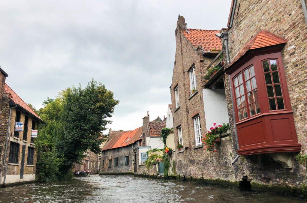 Boottocht Brugge - Waar is Aimy