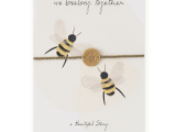 A Beautiful Story – Jewelry Postcard – Bees