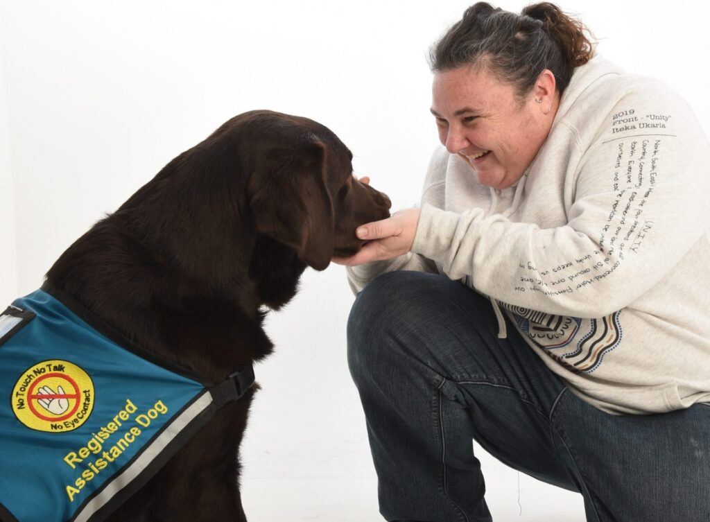 Assistance dogs Perth