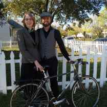 Amanda Wernicke and Tom Dunbar