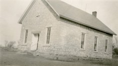 School District No. 2, also known as the Picolet School, was formed in 1859 and located two miles east of the town of Wabaunsee.