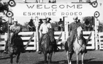 Founders of the Eskridge Labor Day Rodeo