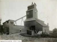 Harveyville Grain Elevator, Harveyville, Kansas