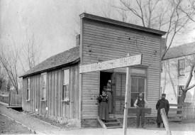 Schubert's Gun and Machine Shop, Alma, Kansas