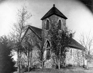 The Eliot Congregational Church at Maple Hill, Kansas