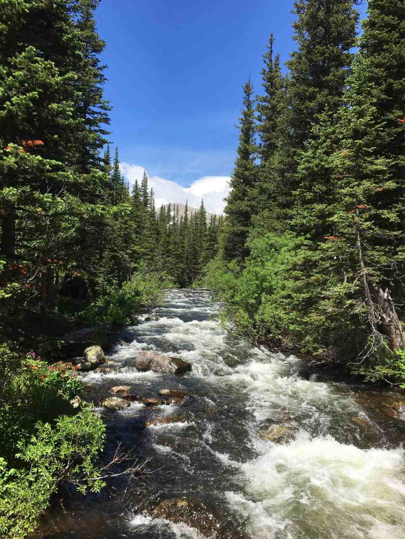 Brainard Lake - Colorado