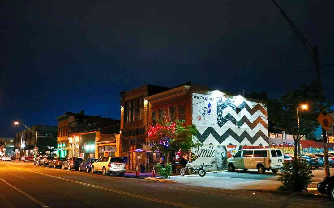 Denver RiNo Art District