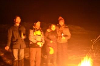 My 30th birthday blaze in the Yukon