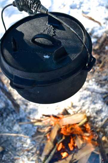 Winter cookouts!