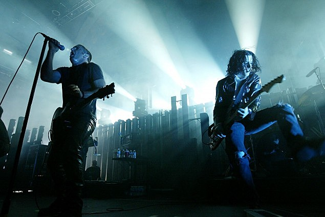 Nine Inch Nails Year Zero Coming To TV Soon