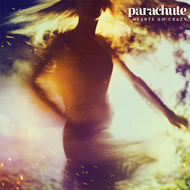 Parachute Hearts Go Crazy