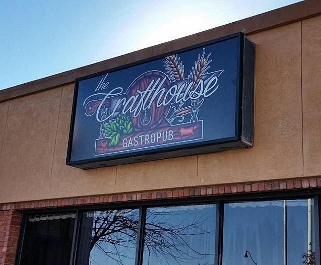 Image result for crafthouse gastropub lubbock