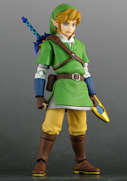 Legend Of Zelda Hero Link Getting A Figma Action Figure