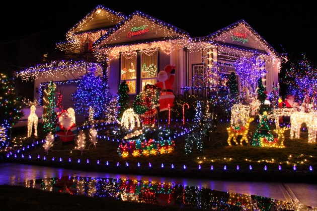 Tag: Atlanta Christmas Lights. Best Holiday Light Displays In Decatur?