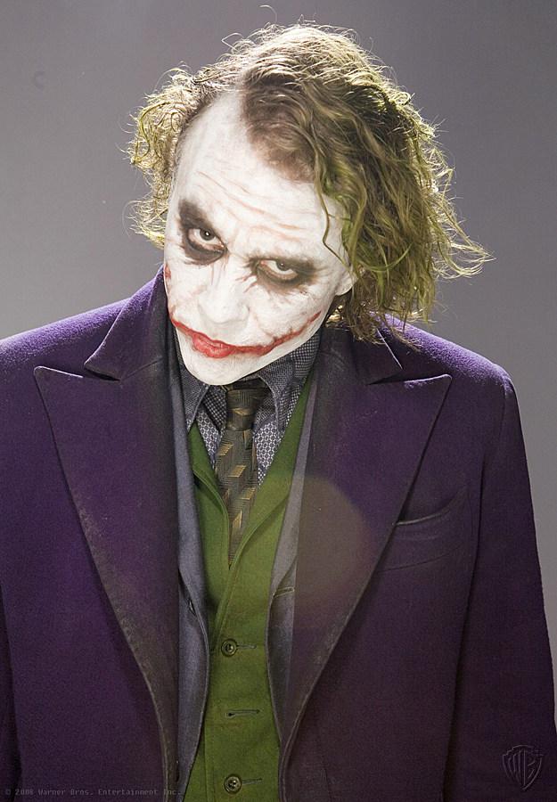 Joker, 'The Dark Knight'