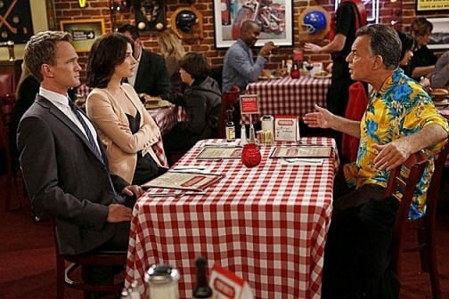 barney robin - HOW I MET YOUR MOTHER - 8x07-13 : l'arc Barney / Robin  himymband