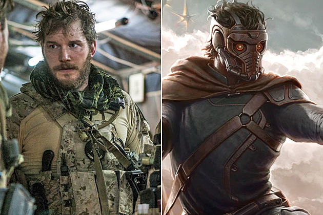 guardians of the galaxy chris pratt star lord - Get to Know the Characters of Marvel's 'Guardians of the Galaxy', their Next Group of Superheroes.
