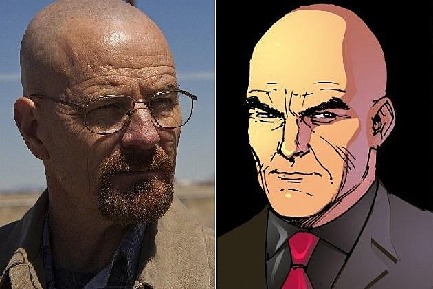 Bryan Cranston Lex Luthor - Joss Whedon Supports Ben Affleck As Batman and Bryan Cranston Is Lex Luthor. | Round-up of DC News.