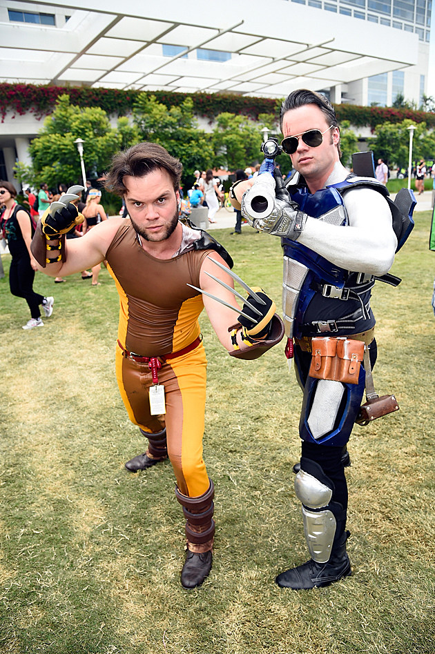 Comic-Con 2014 Cosplay Photos