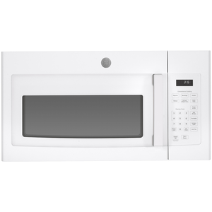ge black over the range microwave oven