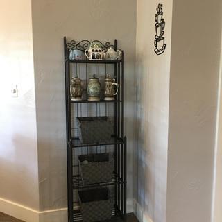celtic bakers rack ashley furniture