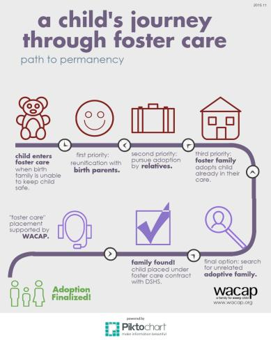 A Child's Journey Through Foster Care (WACAP)