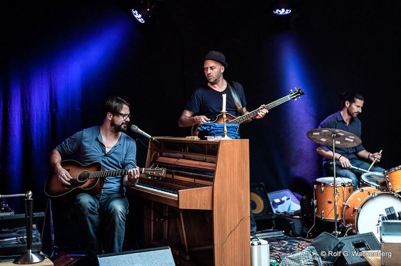 Hendrix Ackle Band, Foto/Copyright: Rolf G. Wackenberg