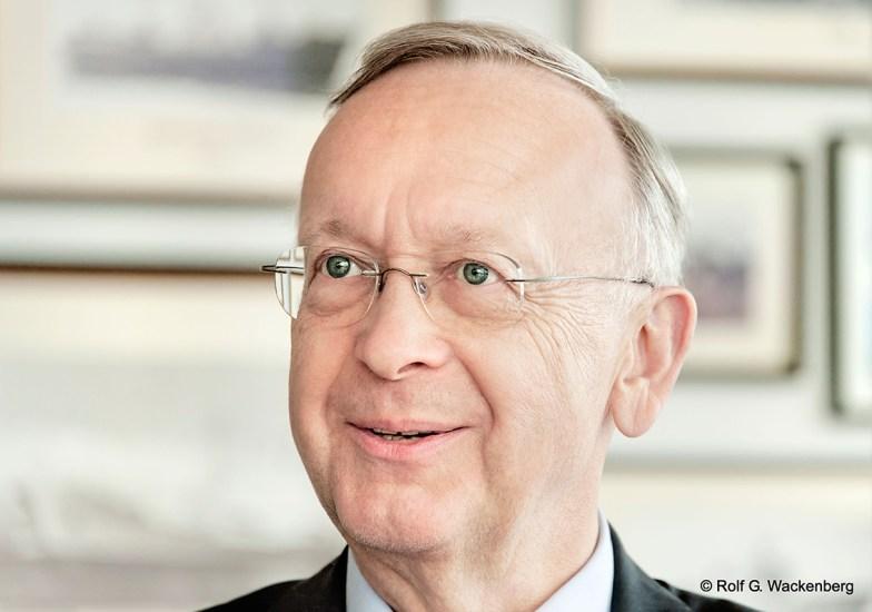 Bernard Meyer, Foto/Copyright: Rolf G. Wackenberg