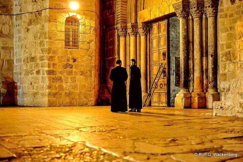Grabeskirche, Jerusalem, Foto/Copyright: Rolf G. Wackenberg