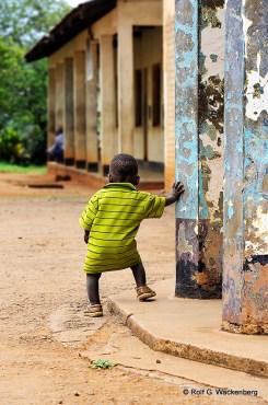 Kigoma Station, Tansania, Foto/Copyright: Rolf G. Wackenberg