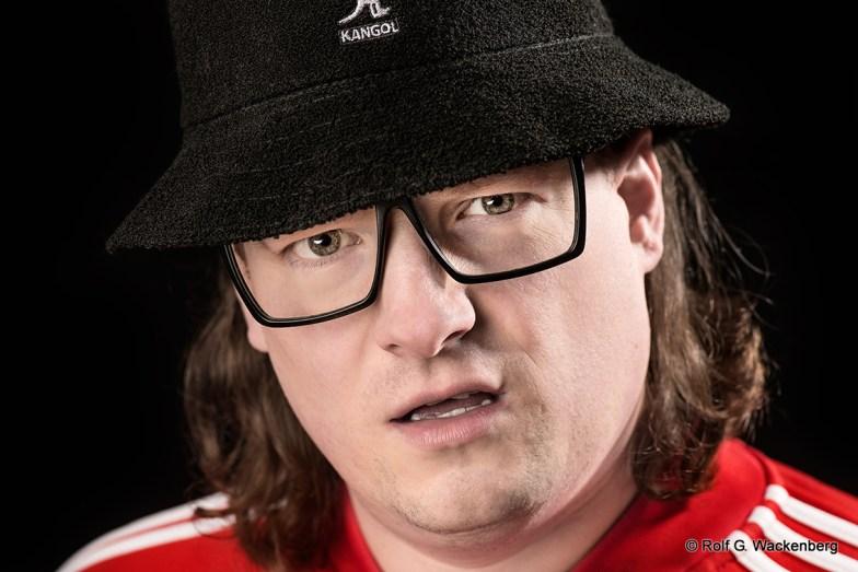 DJ Reckless, Foto/Copyright: Rolf G. Wackenberg