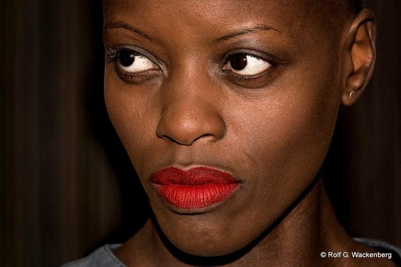 Florence Kasumba, Foto/Copyright: Rolf G. Wackenberg