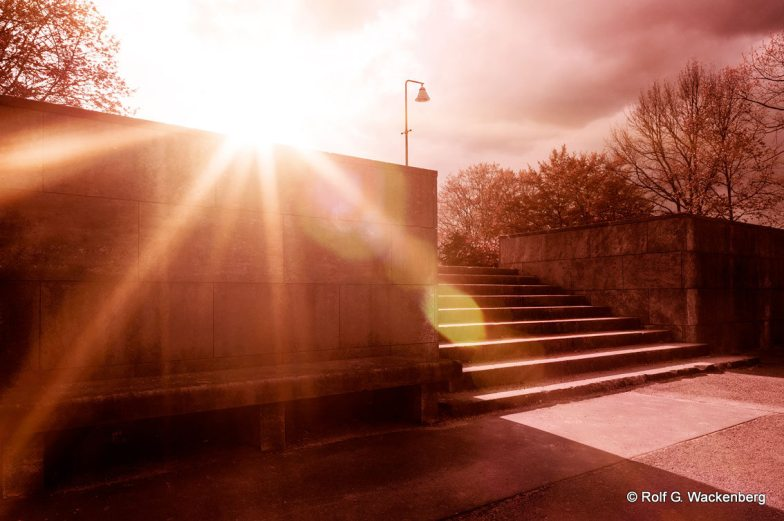 Stairway, Foto/Copyright: Rolf G. Wackenberg