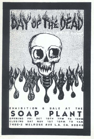 1988 - Day of the Dead Celebration.