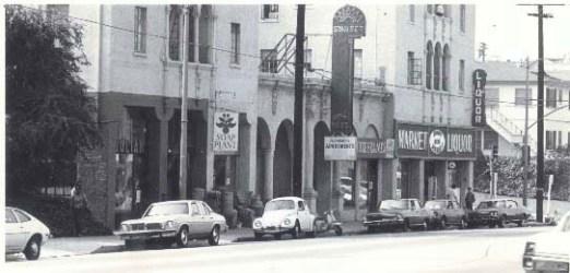 1974 - Sunset Store