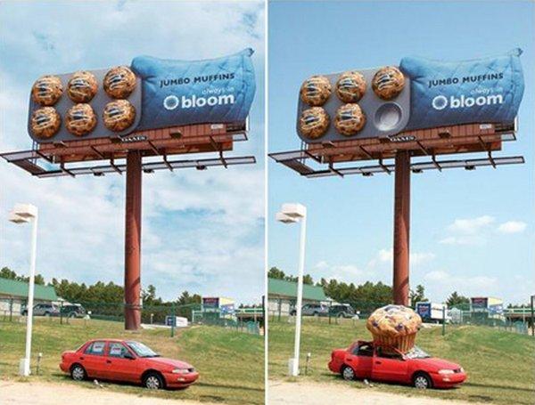 billboards 10 40 Creative And Inspired Billboard Advertising