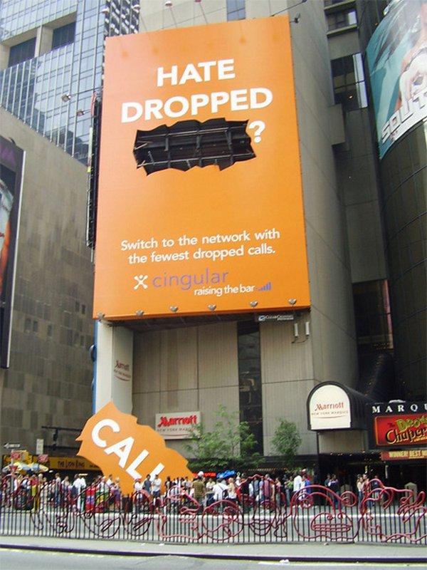 billboards 41 40 Creative And Inspired Billboard Advertising