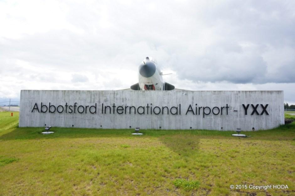 アボッツフォード国際空港