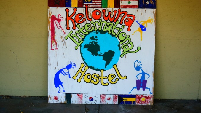 kelowna international hostel