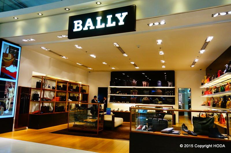 スワンナプーム国際空港 免税店 BALLY