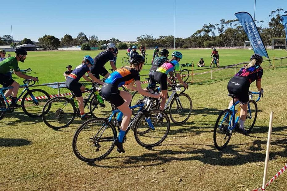 2020 Numbat Cup Beverley Heroic CX race start