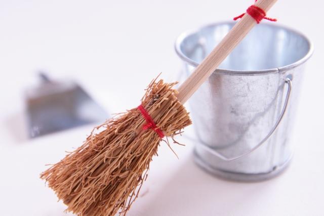 部屋掃除は捨てることから始めよう!キレイな部屋を保つコツ