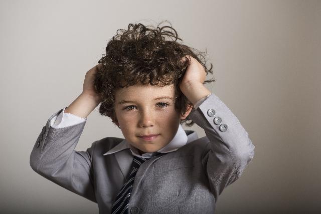 男の髪型は子供でも重要!髪の毛を自宅でおしゃれにカット!